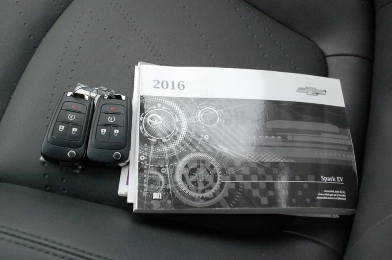 Chevrolet Spark EV 2016 price $9,495