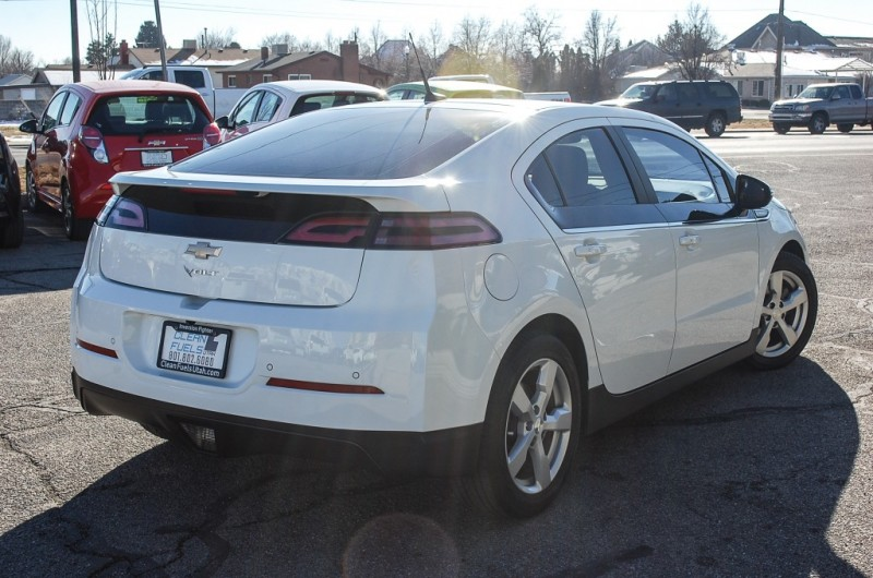 2013 chevy volt manual