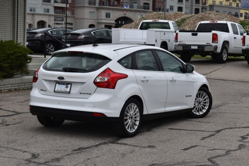 Ford Focus Electric 2014 price $7,995