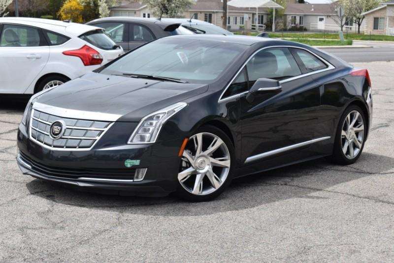 Cadillac ELR 2014 price $20,995