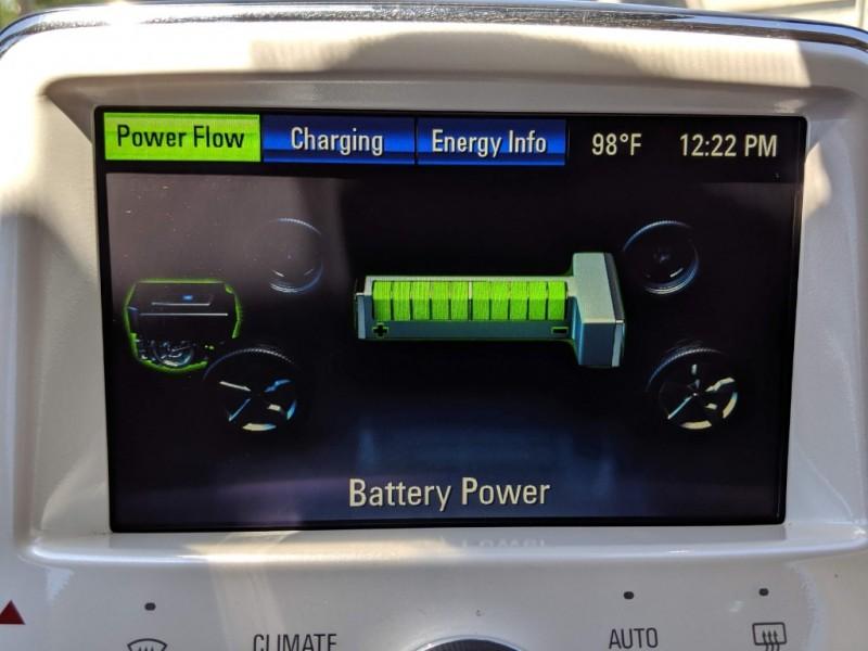 Chevrolet Volt 2012 price $9,295