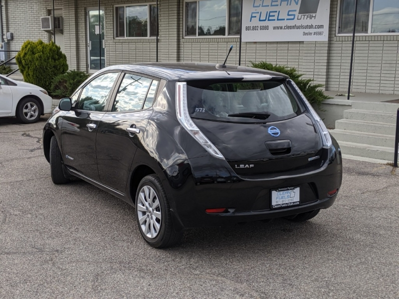 Nissan LEAF 2013 price $6,295