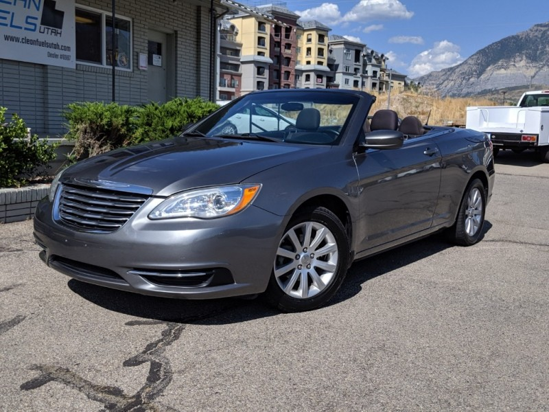 Chrysler 200 2012 price $6,695