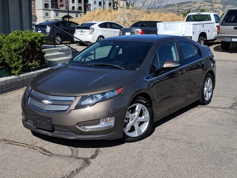 Chevrolet Volt 2014 price $12,495