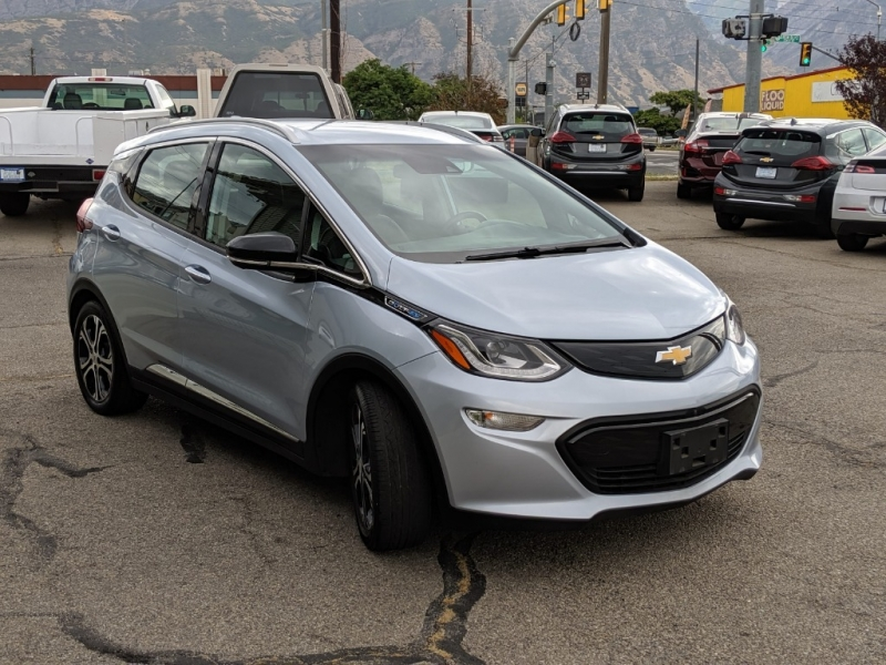 Chevrolet Bolt EV 2017 price $17,495
