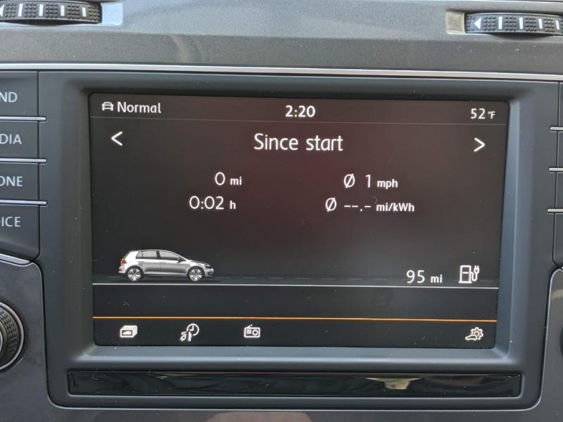 Volkswagen e-Golf 2016 price $12,495
