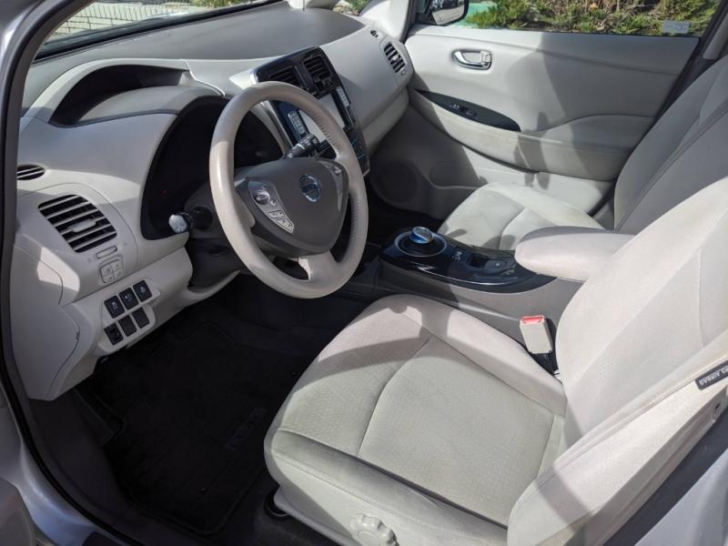 Nissan LEAF 2012 price $5,495