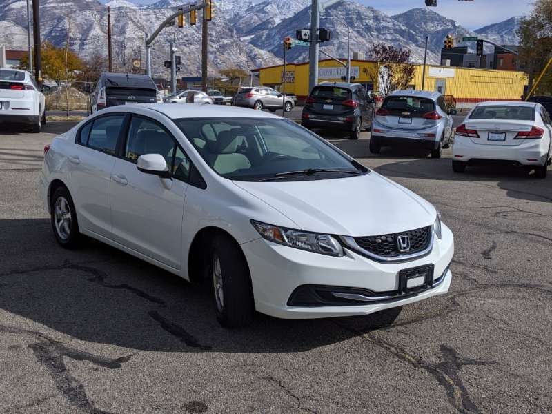 Honda Civic Sdn 2013 price $10,995