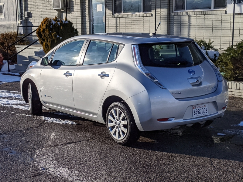 Nissan LEAF 2013 price $6,795