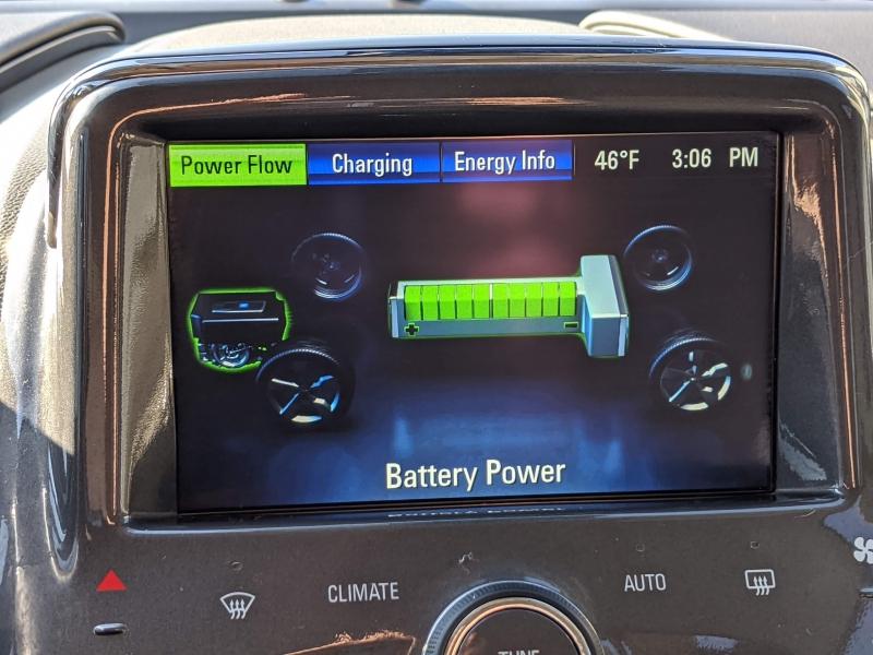 Chevrolet Volt 2013 price $9,595
