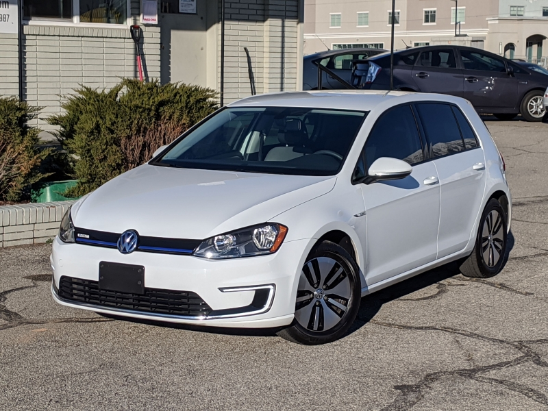 Volkswagen e-Golf 2016 price $11,995