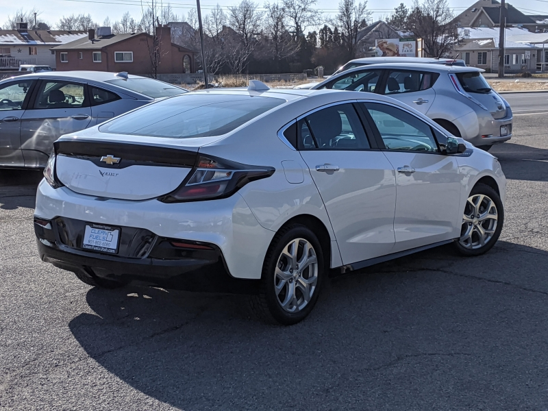 Chevrolet Volt 2017 price $20,295