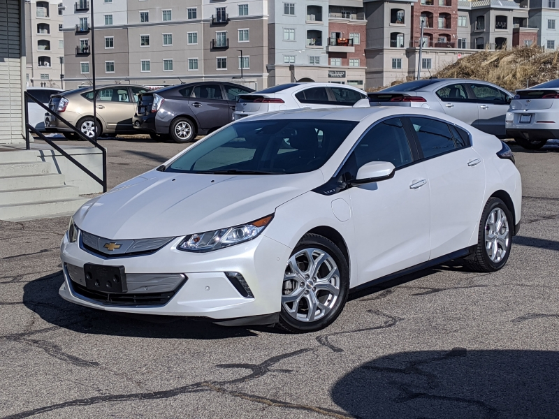 Chevrolet Volt 2017 price $20,195