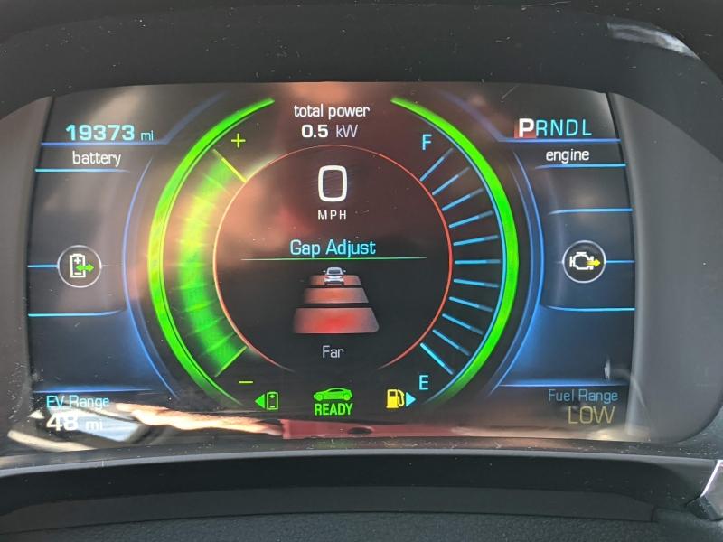Chevrolet Volt 2017 price $21,395