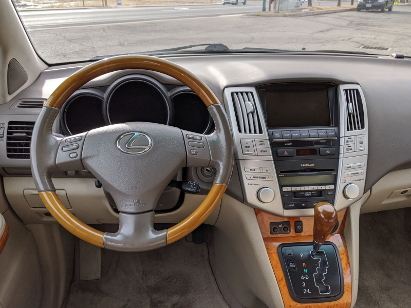 Lexus RX 350 2008 price $6,795