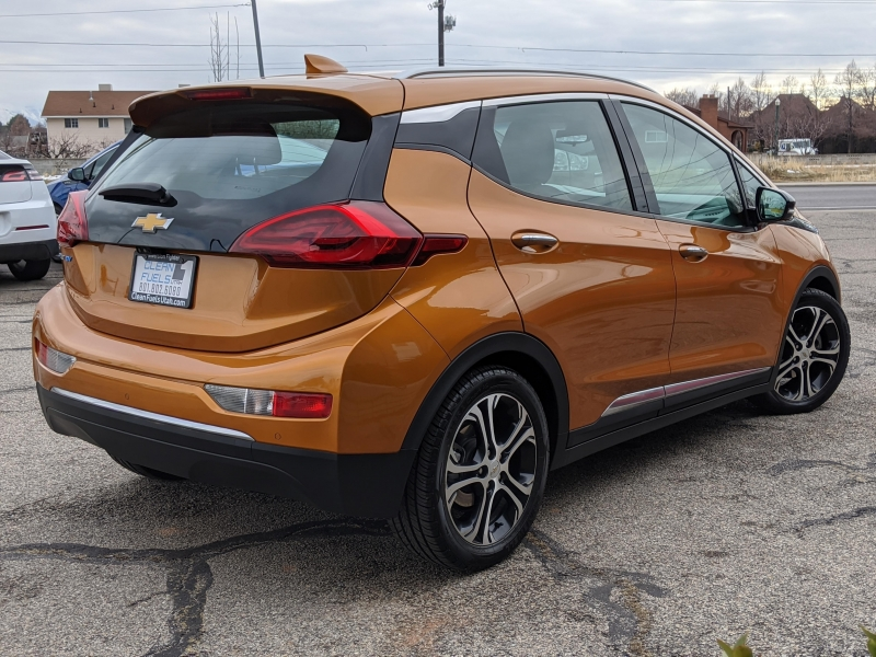 Chevrolet Bolt EV 2017 price $22,795