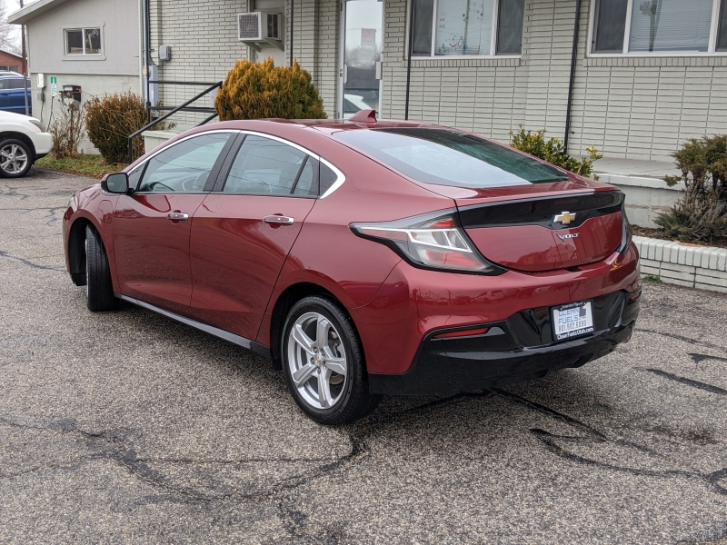Chevrolet Volt 2017 price $17,395