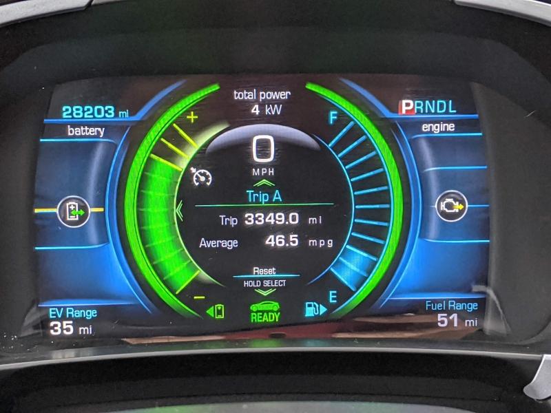 Chevrolet Volt 2017 price $17,395