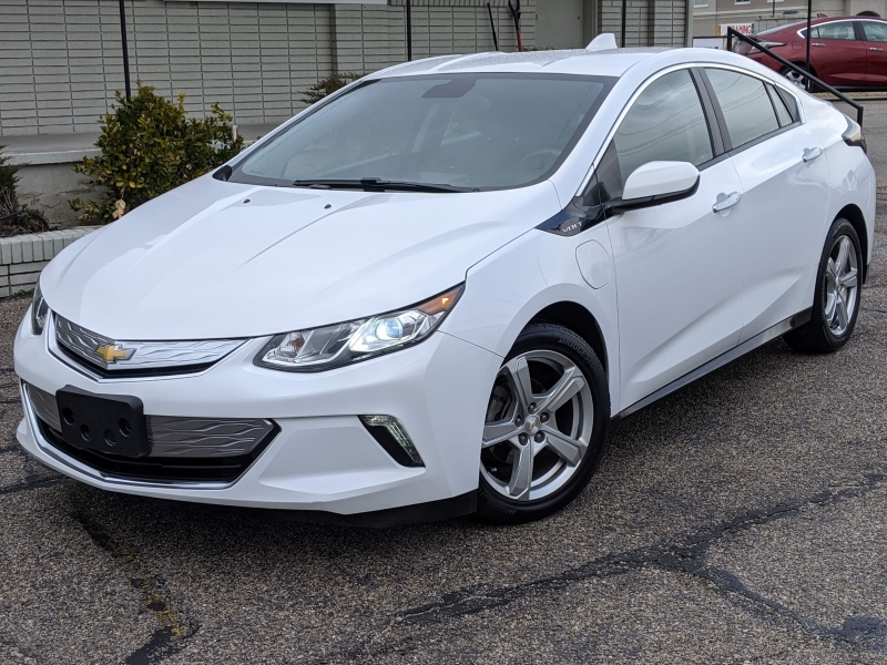 Chevrolet Volt 2017 price $14,695