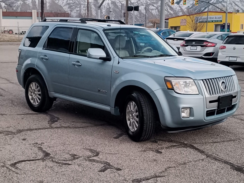 Mercury Mariner 2009 price $7,795
