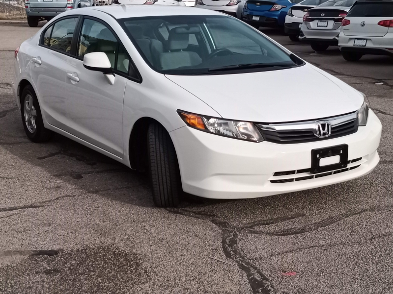 Honda Civic 2012 price $8,495