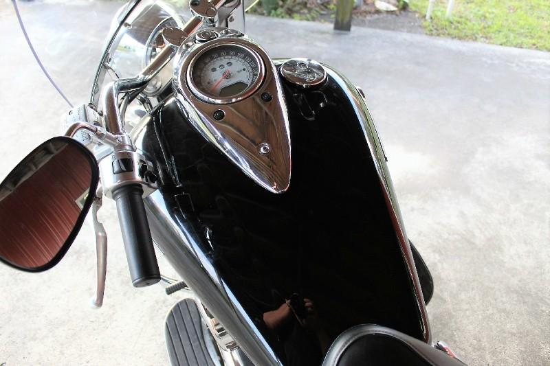 Kawasaki Vulcan 1600 2007 price $3,995