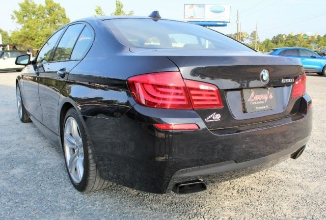 BMW 5-Series 2012 price $12,500