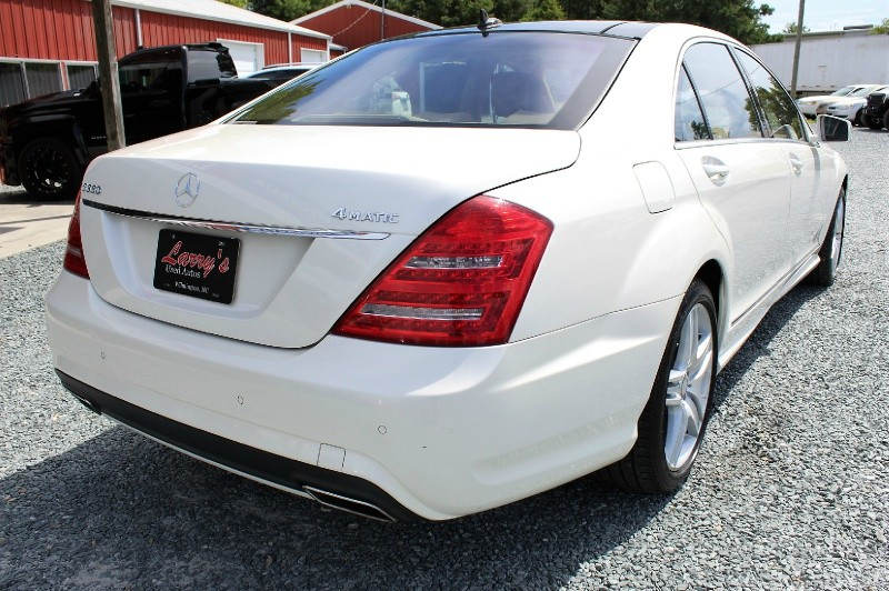 Mercedes-Benz S-Class 2013 price $24,995
