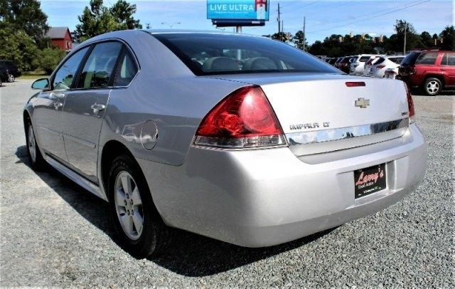 Chevrolet Impala 2011 price $5,250