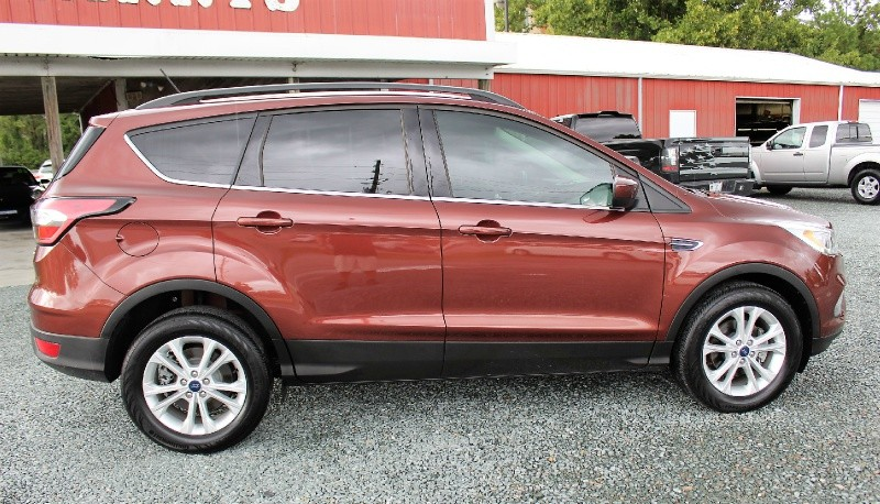 Ford Escape 2018 price $20,500