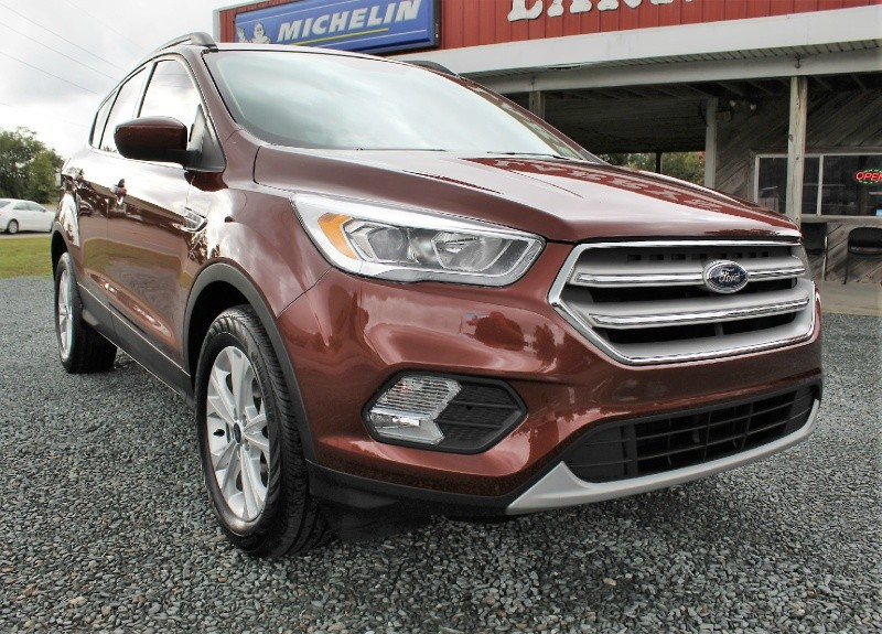 Ford Escape 2018 price $20,250
