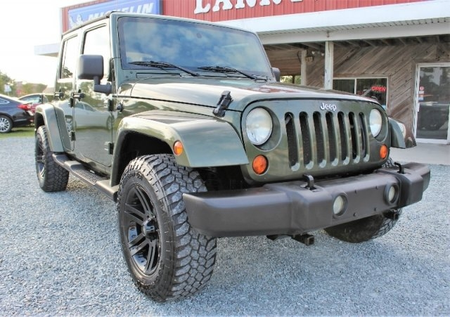 Jeep Wrangler 2007 price $12,950