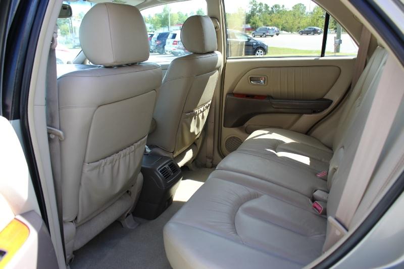 Lexus RX 300 2001 price $5,300