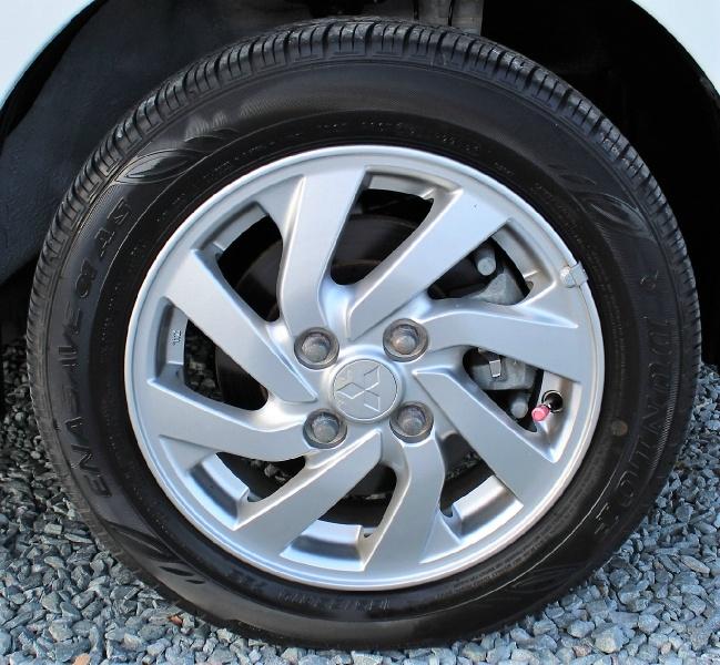 Mitsubishi Mirage 2017 price $9,995