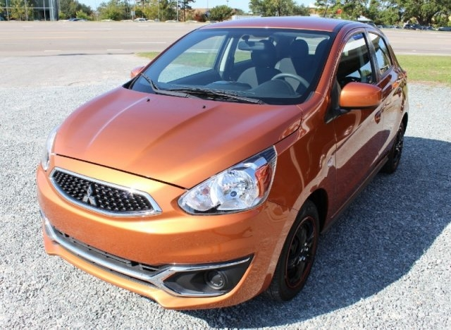 Mitsubishi Mirage 2017 price $8,800