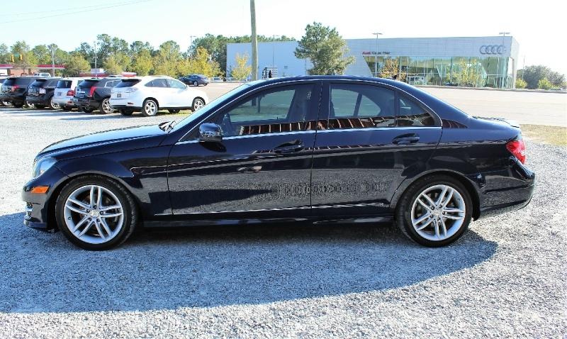 Mercedes-Benz C-Class 2012 price $12,995