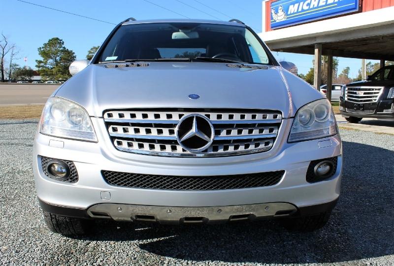Mercedes-Benz M-Class 2008 price $8,250