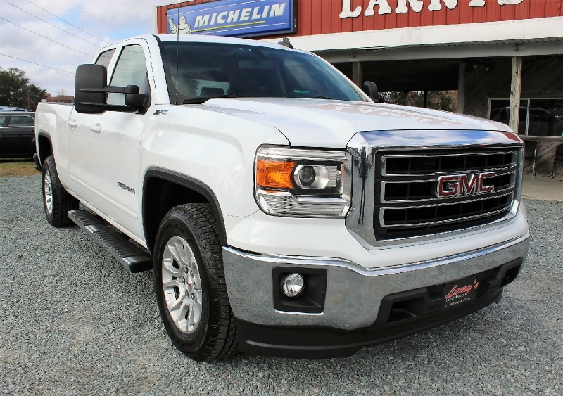 GMC Sierra 1500 2015 price $14,500