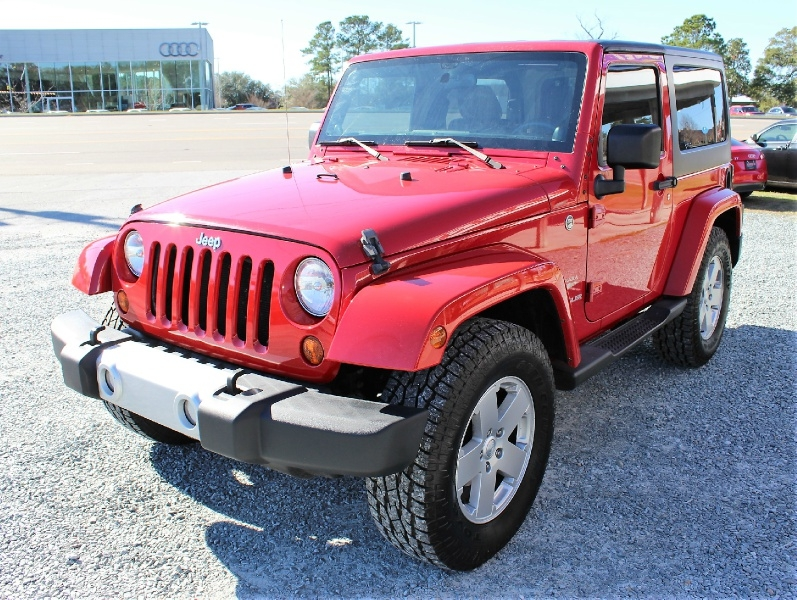 Jeep Wrangler 2011 price $15,995