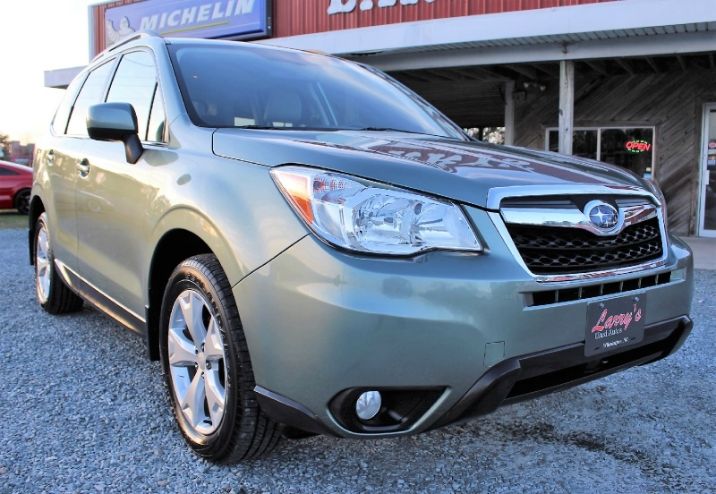 Subaru Forester 2015 price $17,995