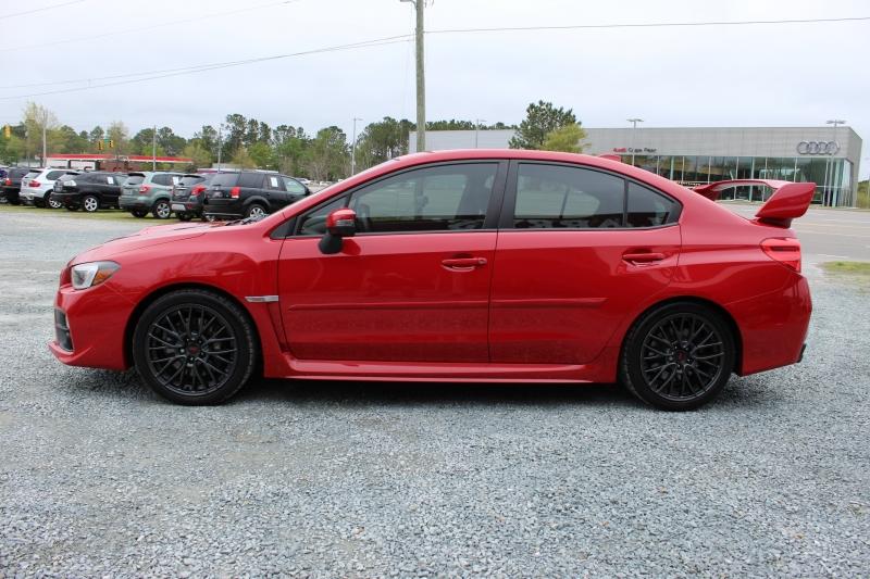 Subaru WRX STI 2015 price $24,800