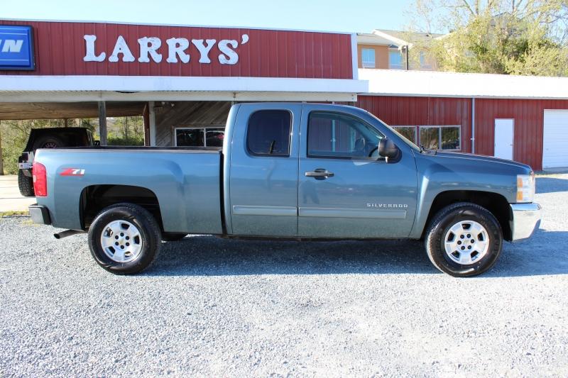 Chevrolet Silverado 1500 2012 price $11,600