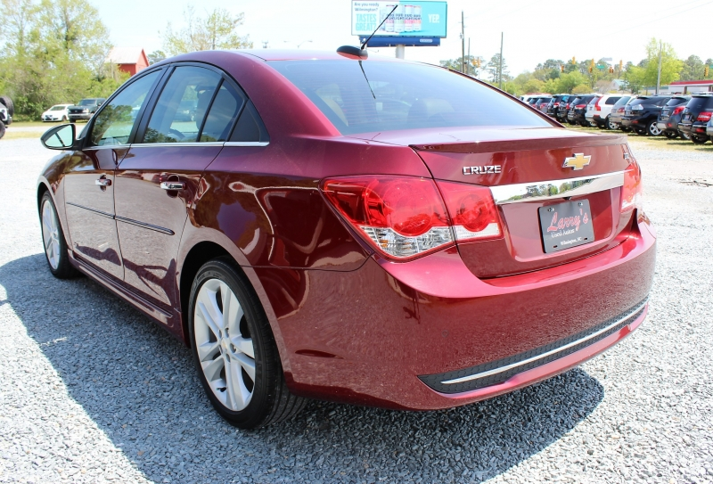 Chevrolet Cruze Limited 2016 price $10,950