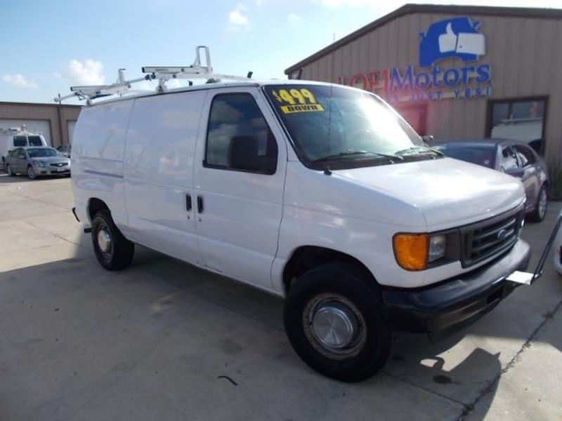 Ford Econoline 2006 price $0