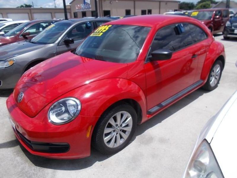 Volkswagen Beetle 2013 price $0