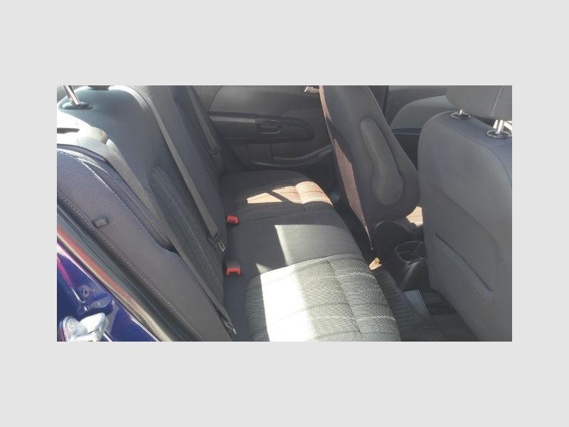 Chevrolet Sonic 2013 price $11,995