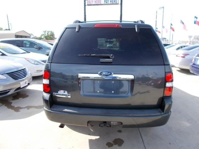 Ford Explorer 2010 price $0