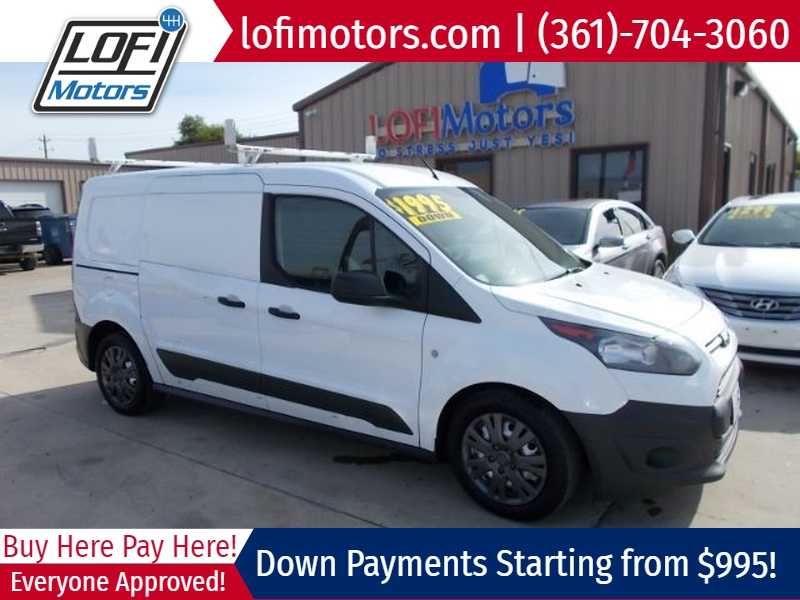 Ford Transit Connect 2014 price $0
