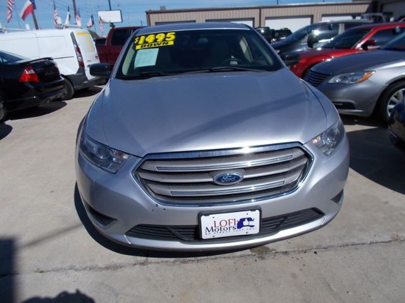 Ford Taurus 2014 price $0