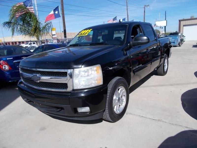 Chevrolet Silverado 1500 2008 price $0